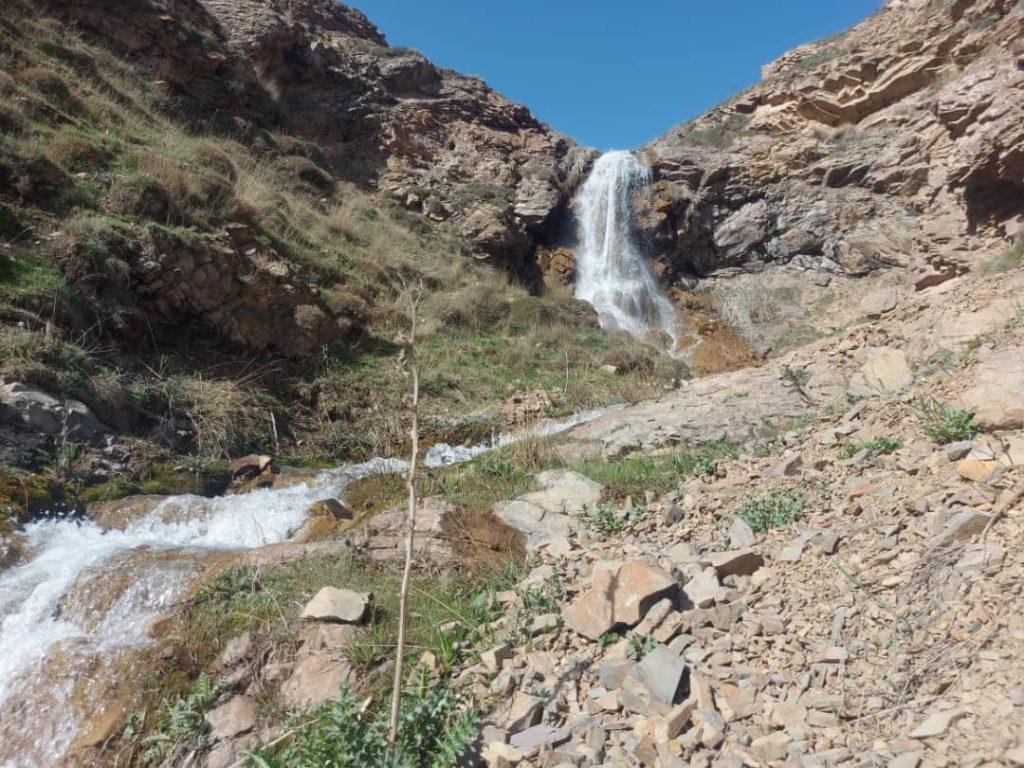 آبشار امزنا چال نمارستاق